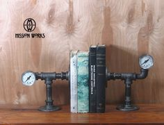 17 Quirky, Cool Bookends To Organize Your Shelves In Style