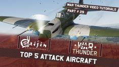 FarCry 5 Gamer  Top 5 #Attack #Aircraft - #War #Thunder #Video #Tutorials   There's a lot of choice in #aircraft for ground #attack duties, but some of them really excel at this dangerous duty. Here they are! Register now and play for free:   Other episodes can be found here:   Follow #War #Thunder on Social Media: Site:   Twitter:  Facebook:  Forum:  G+:    http://farcry5gamer.com/top-5-attack-aircraft-war-thunder-video-tutorials/