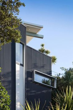 Дом Seatoun Heights от студии Parsonson Architects