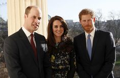 Kate Middleton Photos Photos - (L-R) Prince William, Duke of Cambridge, Catherine, Duchess Of Cambridge and Prince Harry during an event to announce plans for Heads Together ahead of the 2017 Virgin Money London Marathon at ICA on January 17, 2017 in London, England. Heads Together, Charity of the Year 2017, is led by The Duke & Duchess of Cambridge and Prince Harry in partnership with leading mental health charities. - The Duke & Duchess Of Cambridge And Prince Harry Outline Plans For ...