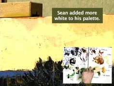 Painting Color and Texture with a Palette Knife