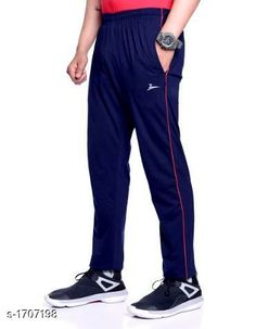 Track Pants Comfy Cotton Men's Track Pant  *Fabric* Cotton  *Size* L - 32 in, XL - 34 in, XXL - 36 in  *Length* Up To 40 in  *Type* Stitched  *Description* It Has 1 Piece Of Men's Track Pant  *Pattern* Solid  *Sizes Available* M, L, XL, XXL *   Catalog Rating: ★4 (2668)  Catalog Name: Stylo Comfy Cotton Mens Track Pants Vol 3 CatalogID_223193 C69-SC1214 Code: 353-1707198-
