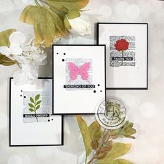 January My Monthly Hero Countdown: Idea + Giveaway - Hero Arts Hero Arts Cards, Card Kit, Creative Cards, Clear Stamps, Note Cards, Cardmaking, Birthday Cards, Place Card Holders, Giveaway