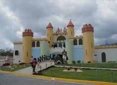 Vista Castillo del nino Guayanilla Puerto Rico