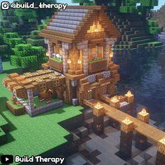 Minecraft House Plans, Minecraft Cottage, Minecraft Farm, Minecraft Mansion, Minecraft Houses Survival, Cute Minecraft Houses, Minecraft House Tutorials, Minecraft Castle, Minecraft House Designs