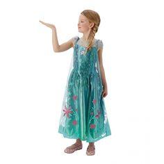 Costum Elsa (Frozen) pentru copii