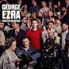 "RADIO   CORAZÓN  MUSICAL  TV: GEORGE ERZA PUBLICA HOY SU ÁLBUM DEBUT ""WANTED ON ..."
