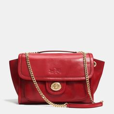 Large Ranger Flap Crossbody in Leather