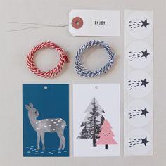Audrey Jeanne - Kit Jolis Cadeaux