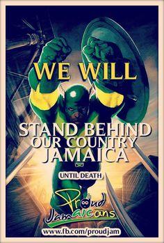 Proud Jamaican!!!!