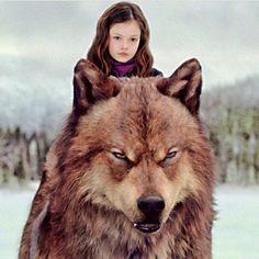 Renesmee and Jacob @twilightpaige