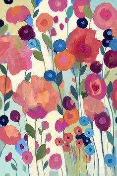 """""""How'd you get so pretty?"""" by Carrie Schmitt at www.carrieschmittdesign.com"""