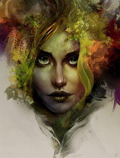 Digital art by Jeff Langevin