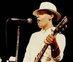 Gary Numan, Music Instruments, Musical Instruments