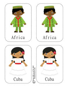 cheznounoucricri - Page 76 Harmony Day Activities, Multicultural Crafts, Diy For Kids, Crafts For Kids, Paper Doll Template, World Thinking Day, Voyage Europe, Paper Dolls, Teaching Resources