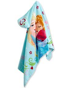 Disney's Frozen Hooded Towel