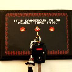 Zelda Key Hanger Legend of Zelda Shut Up And Take My Yen : Anime & Gaming Merchandise