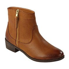 Women's Boot Aviator - Tan