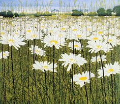 Phil Greenwood (UK ,Wales. b.1943) Daisy   http://lawrenceleemagnuson.tumblr.com/post/113094220015