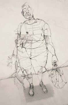 En la obra de Oliveira el espectador debe crear un vínculo entre la escultura y sus propias experiencias de vida.