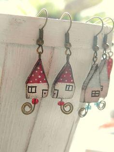Bizu-Tina / Malé nežné domčeky