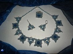 Aus Wittis Perlenkiste Tapestry, Artwork, Handmade, Jewelry, Home Decor, Glass Beads, Crate, Deko, Jewerly