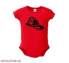 Fire Department Snap Shirt  Fireman Dept  Hat by REVOLUTION46R46, $16.00