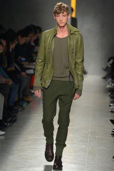 Bottega Veneta Men's RTW Fall 2014 - Slideshow - Runway, Fashion Week, Fashion Shows, Reviews and Fashion Images - WWD.com
