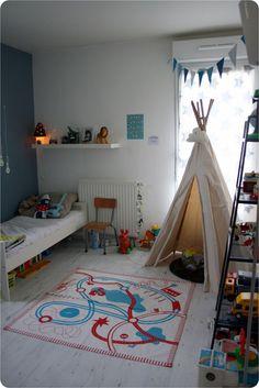 via chambre enfant
