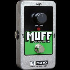 【公式】Electro-Harmonix / Muff Overdrive
