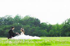 祇園と植物園*キラキラ緑のロケーション撮影 | *elle pupa blog*