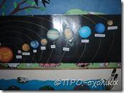 οι πλανήτες και τα αστέρια του ηλιακού μας συστήματος