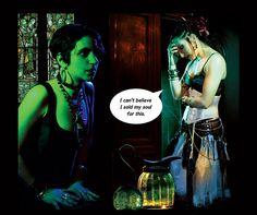 "Tempest, Ariellah in ""Dance of MInd"""