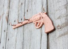 Fathers Day Gift For Dad Revolver Key Hooks Pistol Metallic Copper Man Cave Decor Cast Iron Wild West Revolver Old Gun Rustic Cabin Decor Gifts For Dad, Fathers Day Gifts, Gun Decor, Rustic Cabin Decor, Key Hooks, Geometric Wall, Revolver, Wild West, Man Cave