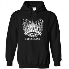 IT S A MCDEVITT THING YOU WOULDNT UNDERSTAND - #grandma gift #awesome hoodie