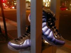 Nike Air Foamposite Pro No Church In The Wild Shoes