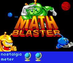 Play Math Blaster - Episode 1 online with Sega Genesis browser emulation for free! Math Blaster - Episode 1 (GEN) game rom is loaded with features in our flash, java and rgr plugin emulators. 90s Childhood, My Childhood Memories, Nicky Larson, Back In My Day, Sega Mega Drive, Card Games, Pc Games, Video Games, Retro Games