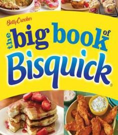 Betty crocker the big book of bisquick by betty crocker epub the big book of bisquick pdf forumfinder Gallery