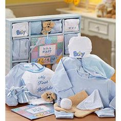 First Year Baby Gift Set