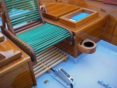 Flyfishmagazine: Makers/DIY: Backyard Wooden Drift Boat