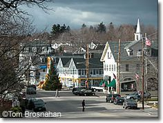 Wolfeboro NH on Lake Winnipesaukee, Oldest Summer Resort in America: transport, hotels, what to see & do, by Tom Brosnahan New England Usa, Vacation Trips, Vacation Travel, Vacation Ideas, One Day Trip, Mountain Vacations, White Mountains, Grand Tour, Lake Life