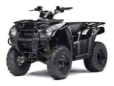 New 2016 Kawasaki Brute Force 300 Super Black ATVs For Sale in Ohio. The Brute Force® 300 ATV is perfect for riders 16 and older searching for a sporty and versatile ATV, packed with popular features, for a low price making it great value.Strong 271 cc liquid-cooled, four-stroke engine with electric startUltra-smooth automatic Continuously Variable Transmission (CVT) has Hi / Lo ranges and reverseRugged and powerful front and rear disc brakesFront and rear cargo racks and 500 lb. towing…