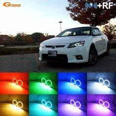 2012 Scion Tc, Scion Cars, Led Angel Eyes, Cheap Cars, Car Lights, Car Accessories, Remote, Bluetooth, Motorcycles