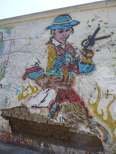 Art Installations, Installation Art, Street Art, Peruvian Art, Lima Peru, Sidewalks, Latin America, Make Art, Banksy