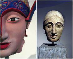 Antiche statue greche colorate07