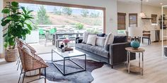 Home Free, episode 7: Gorgeous example of indoor-outdoor living.