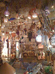 Bodrum Halikarnas souvenir shop.. Lively..Colorful..Brightful..