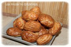 Minis madeleines jambon fumé (Thermomix ou pas ) Mini Madeleines, Brunch, Buffet, C'est Bon, Almond, Potatoes, Vegetables, Ethnic Recipes, Passion