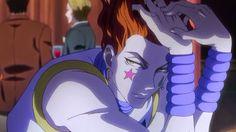 Hisoka being sexy AF Hisoka, Killua, Hunter X Hunter, Hunter Anime, Kawaii Chibi, Kawaii Anime, Kalluto Zoldyck, Manga Anime, Anime Art