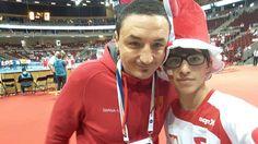 BORKO RISTOVSKI - bramkarz reprezentacji Macedonii, jeden z najbardziej docenionych zawodników macedońskich. Na meczu turnieju kwalifikacyjnego do IO Rio 2016 POLSKA 25-20 MACEDONIA